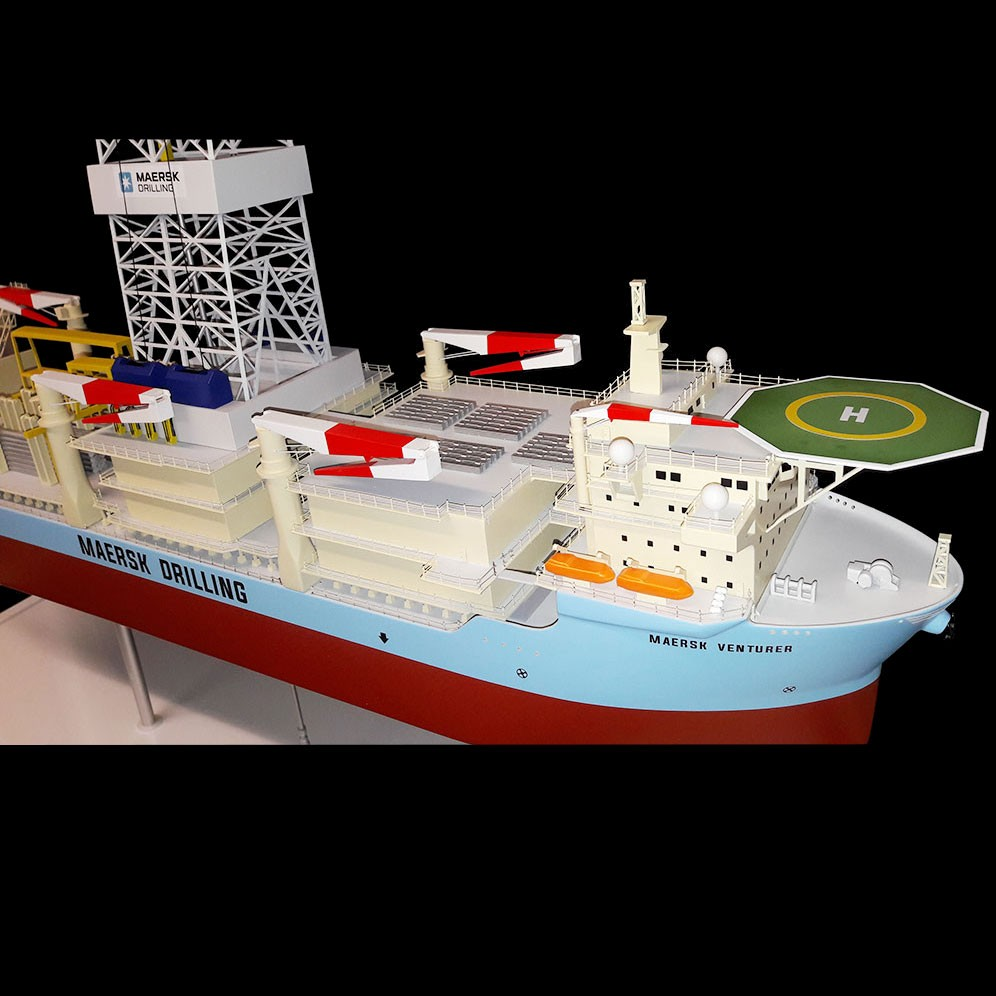 Maquette_bateau_Maersk_Venturer