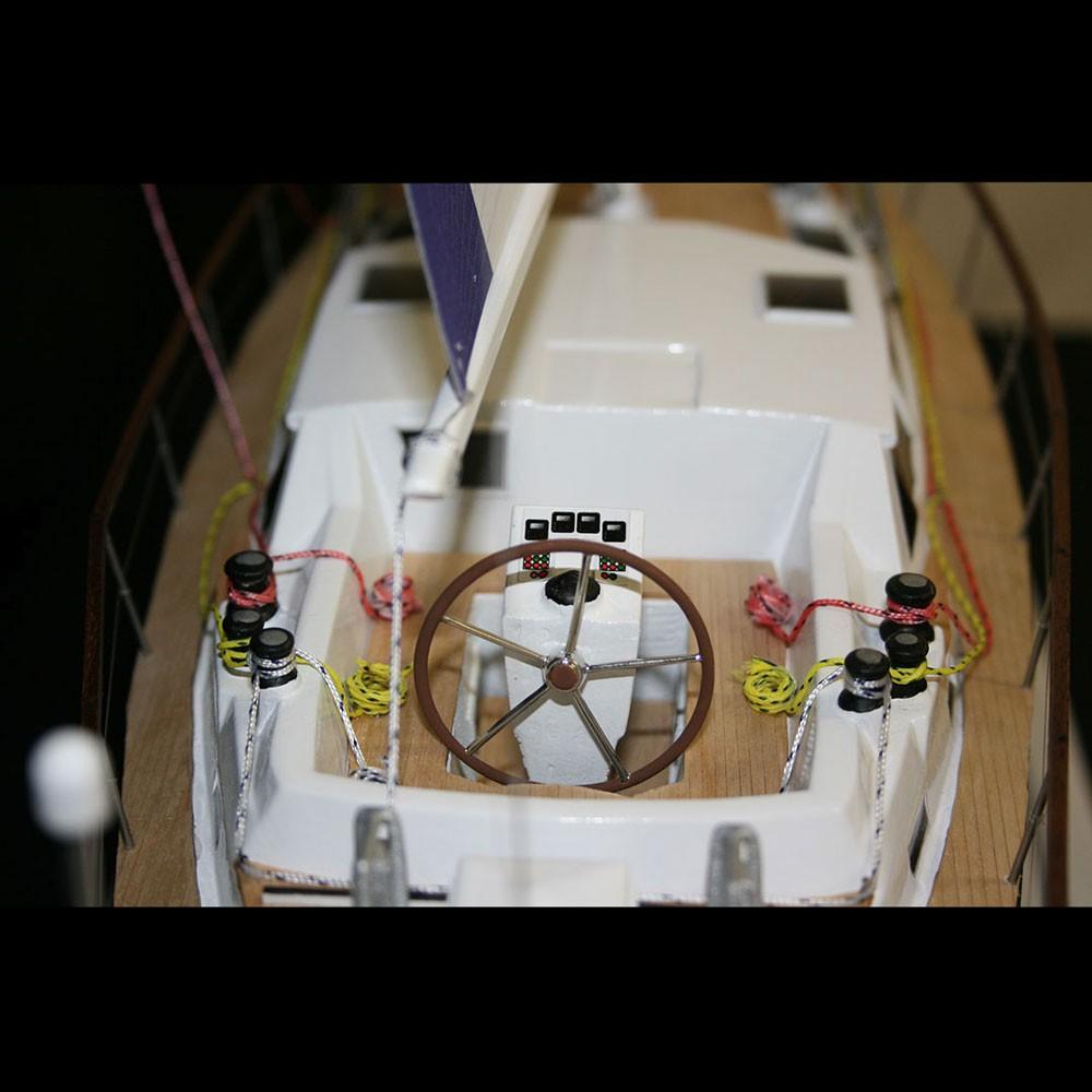 Maquette_Nauticat_arrière
