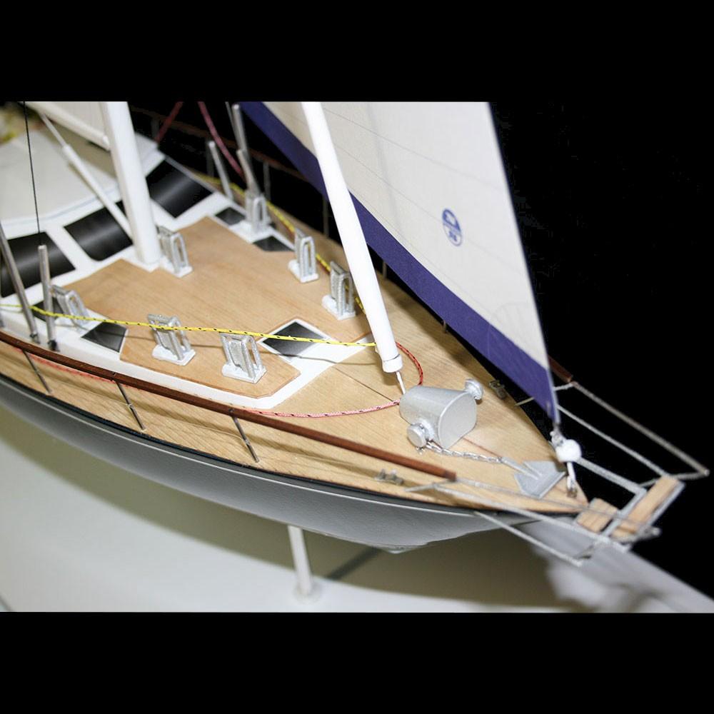 Maquette_Nauticat_avant