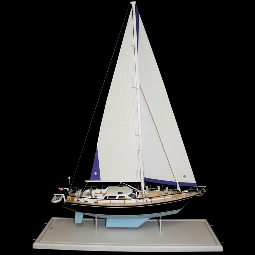 Maquette-Nauticat